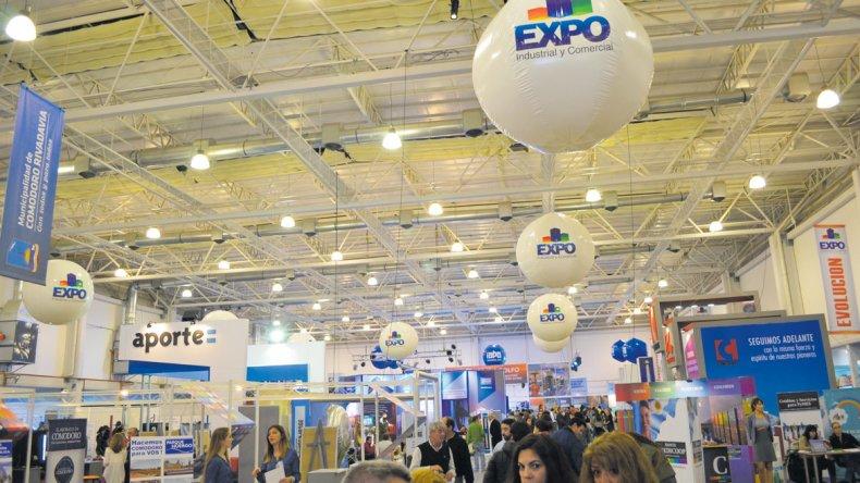La Expo Industrial 2016 espera a la comunidad con actividades para toda la familia.