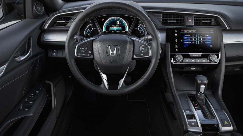 El Nuevo Honda Civic se lanza en diciembre