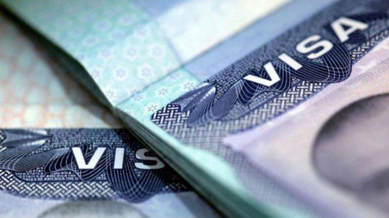 EE.UU entregará  43 mil visas a argentinos en un mes