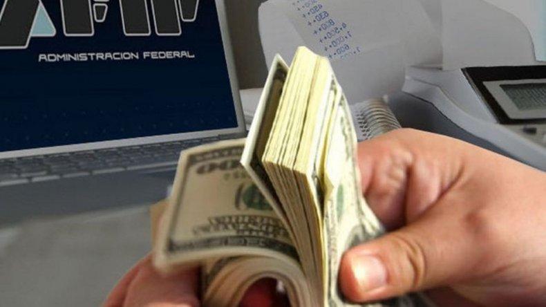 Blanqueo: AFIP aclaró detalles para depositar el dinero en efectivo