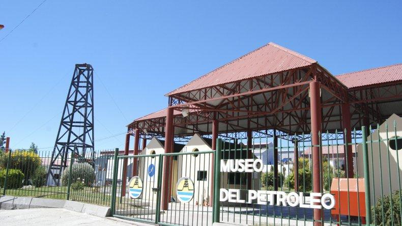 La exhibición La muestra interna del Museo fue presentada en busca de volver a cautivar al público comodorense.