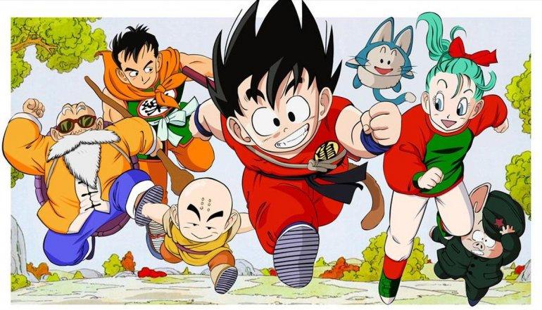 Dragon Ball cumple 32 años de historias y aventuras