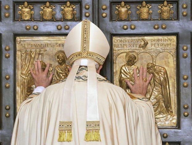 La Puerta Santa permanecerá clausurada hasta el próximo Jubileo.