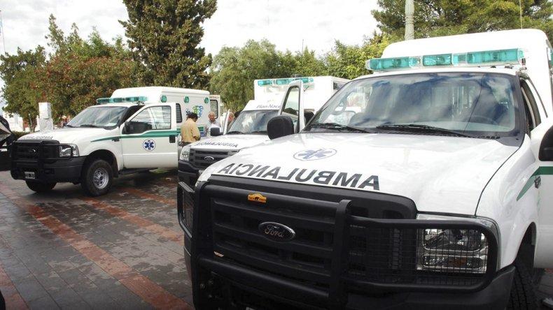 Provincia adquirirá catorce vehículos para el sistema público de salud con dinero proveniente de la Ley de Cheques.