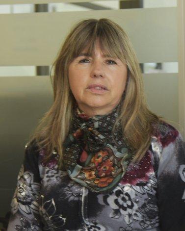 Rosana Uriarte es la candidata de la lista Roja y Blanca que apunta a la renovación. Su compañero de fórmula es Enrique Wilensky.
