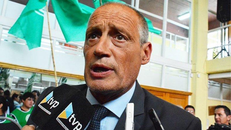 El nuevo ministro de Educación de Chubut es Gustavo Castán