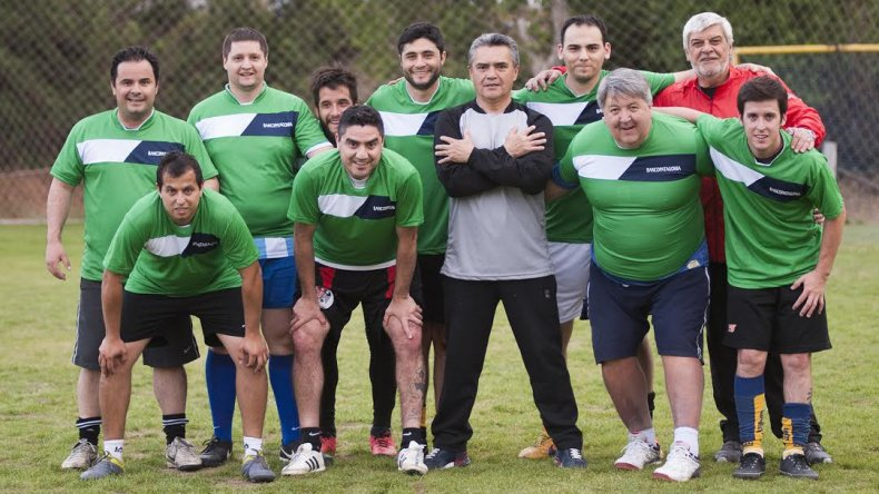 Banco Patagonia es uno de los finalistas del torneo que se disputa en el Santa Lucía.