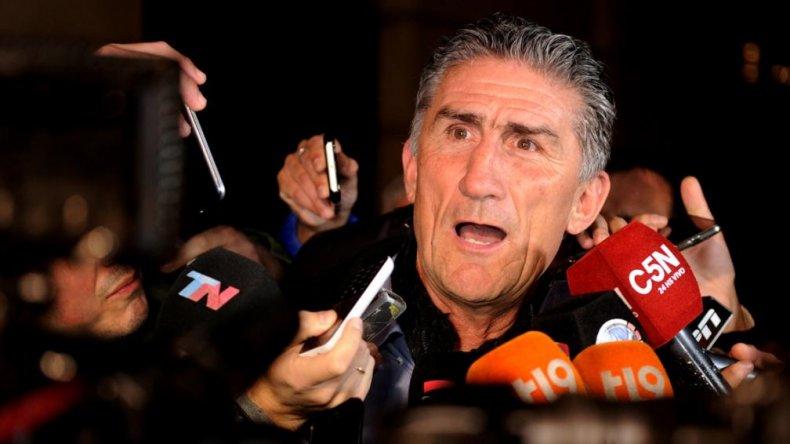 Edgardo Bauza desmintió todo lo que se dijo sobre la selección argentina que tendría que jugar en cancha de Boca ante Chile.