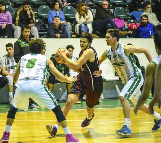 El básquetbol local continuará hoy con el desarrollo del torneo Clausura.
