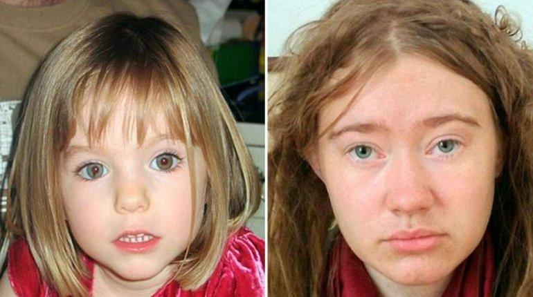 La joven que habla inglés y sospechan que podría ser Madeleine McCann