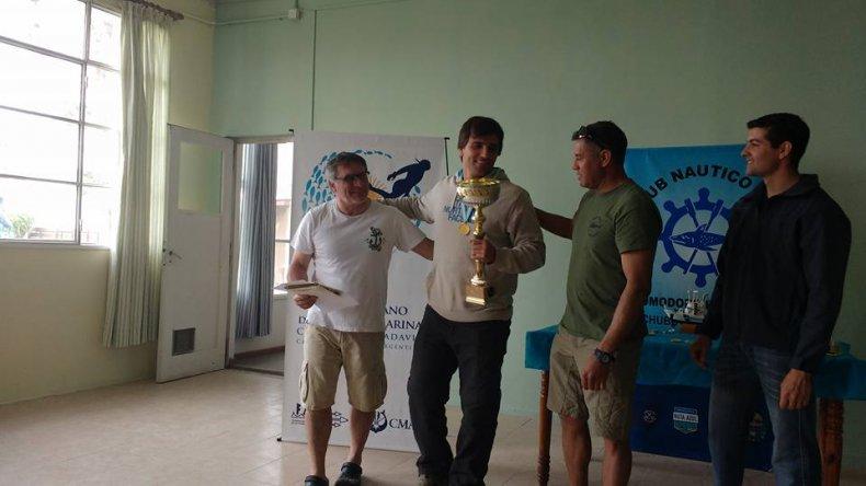 La 2ª fecha de Orientación Submarina y Natación con Aletas tuvo lugar en el Club Náutico YPF.