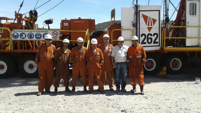 El pulling está en operaciones en el yacimiento El Tordillo.