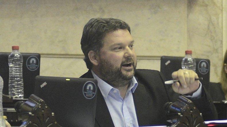 Santiago Igon presentó su propio proyecto para reformar el Impuesto a las Ganancias.