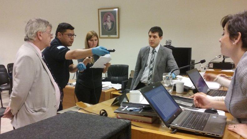 Seis testigos declararon en la segunda jornada del juicio por extorsión y robo agravado