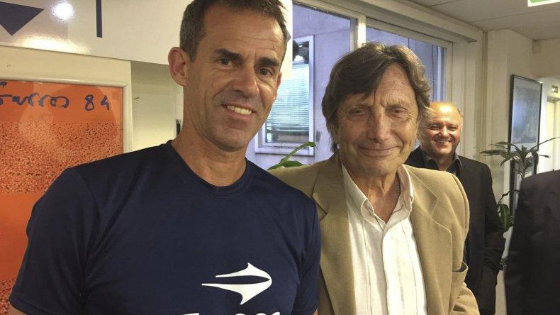 El director argentino Milos Twillight prepara el estreno de su documental Hijos del polvo de ladrillo.