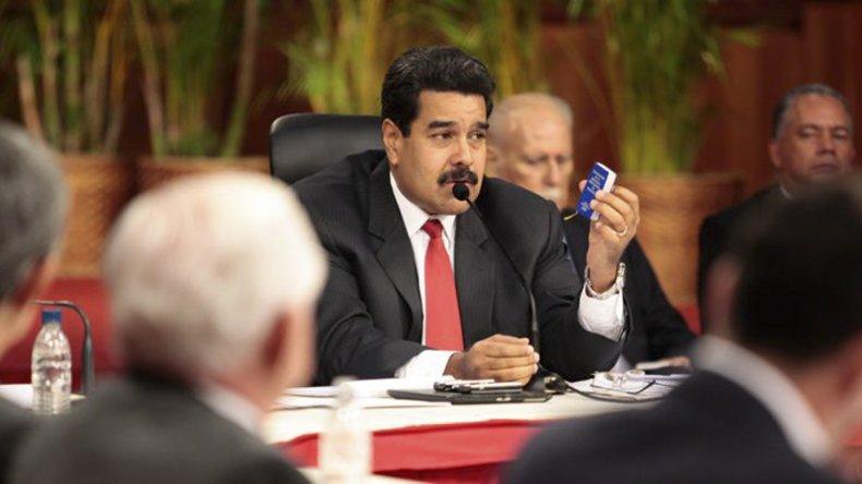 Acusan al gobierno venezolano de romper la mesa de diálogo con la oposición.