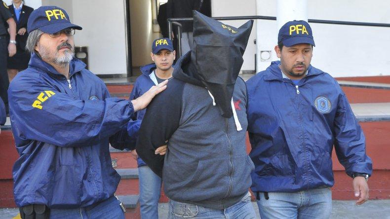 El cabecilla de una banda de secuestradores fue detenido en la localidad bonaerense de Luis Guillón.