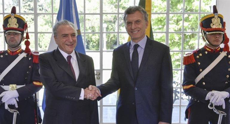 Brasil protege a Macri en la investigación por las offshore en Panamá