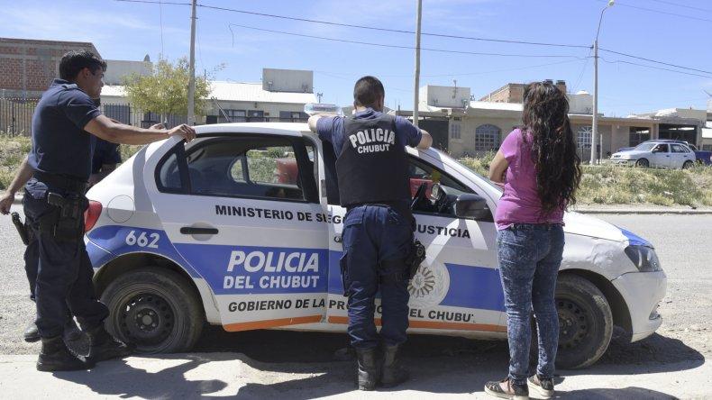 Después de haber asaltado el domingo a una familia en el barrio Moure