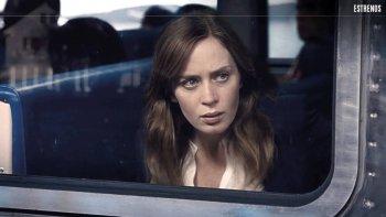 jueves de estreno: la chica del tren
