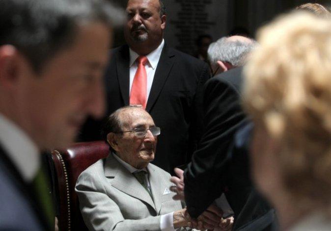 El Gobierno decretó dos días de duelo nacional por la muerte de Carlos Fayt
