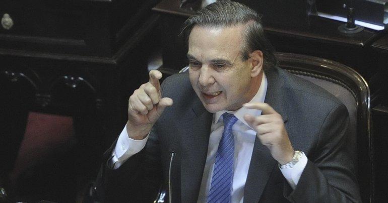 Los senadores peronistas