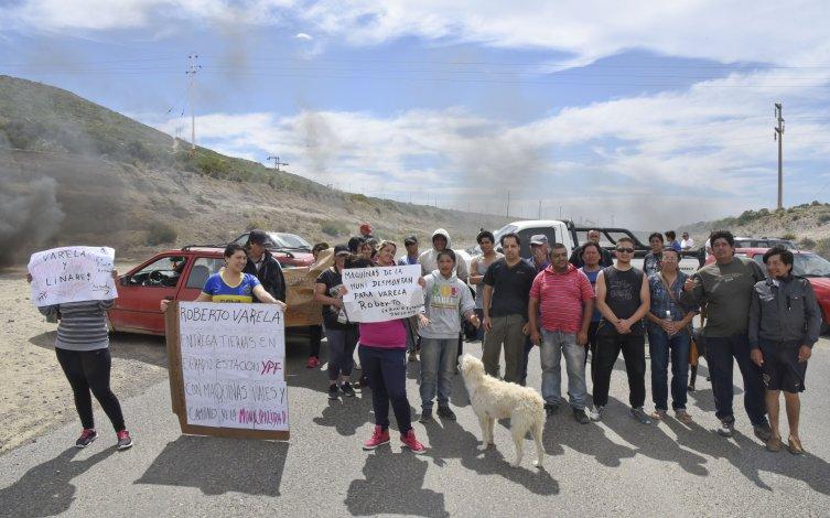 Parada: los que cortaron la ruta alternativa se quejan sin fundamento