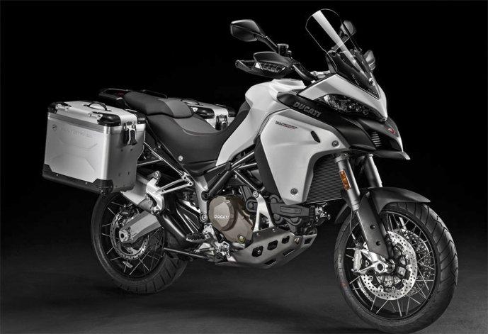 Lanzamiento Ducati Multistrada 1200 Enduro