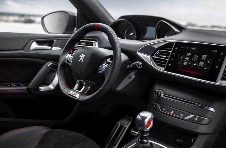 Peugeot presentó el 308 S GTi en Argentina