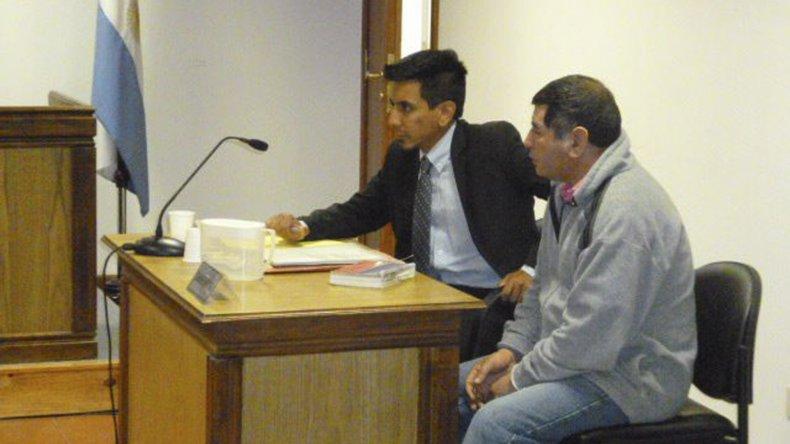 El empleado municipal Sergio Lempi ayer fue declarado culpable del crimen de David Perán.
