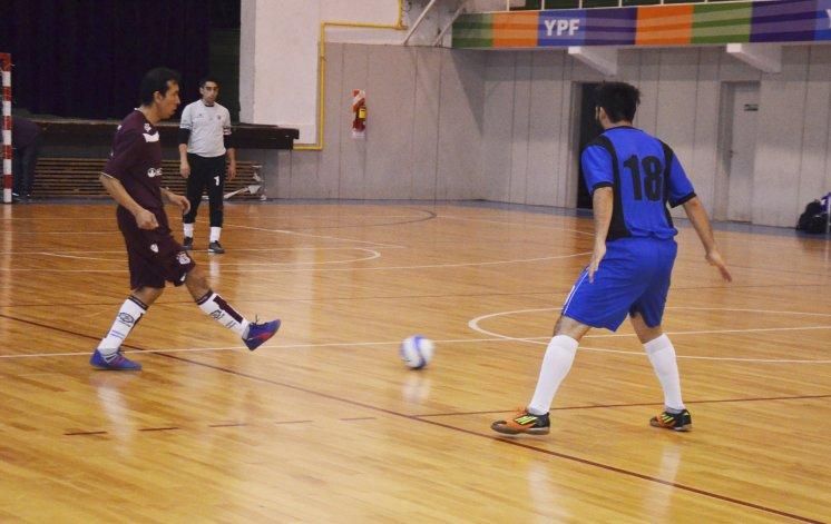 El fútbol de salón mayor tendrá intensa actividad en el fin de semana largo.