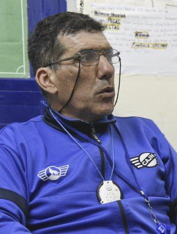 Luis Murúa tiene fe en que logrará el ascenso al Federal A con Jorge Newbery.