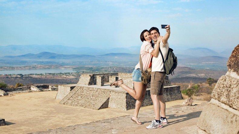 Las llegadas de turistas internacionales a lugares de Américas se incrementó en un 4% durante septiembre