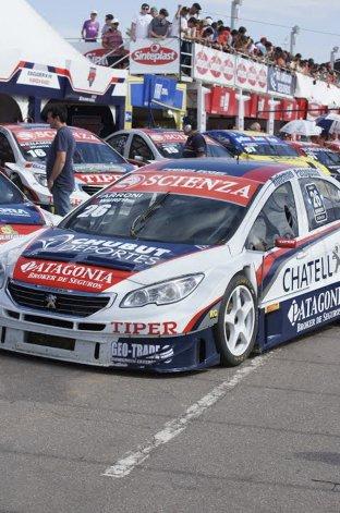 Luciano Farroni fue 22° en la clasificación del Super TC2000.