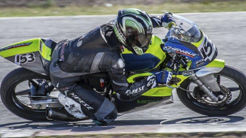 La fecha del Superbike tendrá presencia comodorense en el circuito Juan y Oscar Gálvez de Capital Federal.