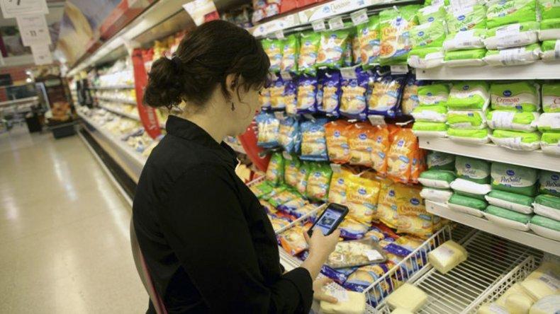 Una aplicación permite calcular la inflación en cada compra.