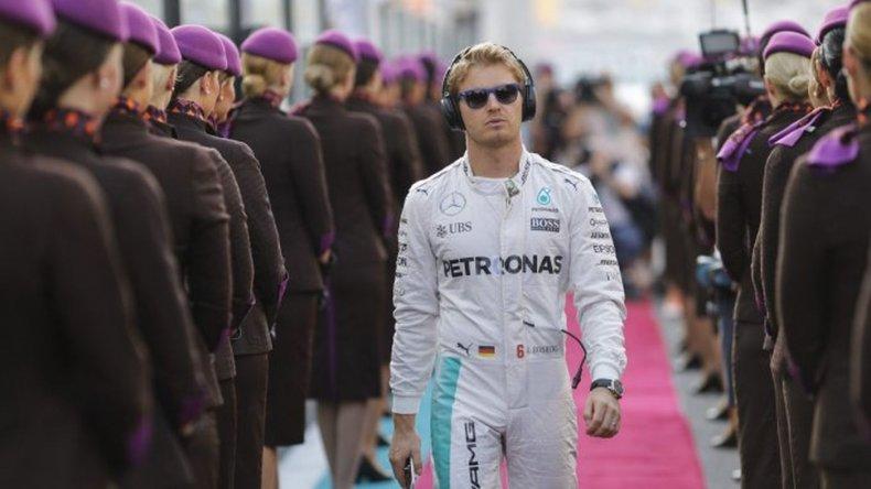 El alemán Nico Rosberg es el nuevo campeón de la Fórmula 1