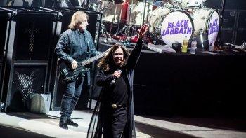 black sabbath se despidio del publico argentino