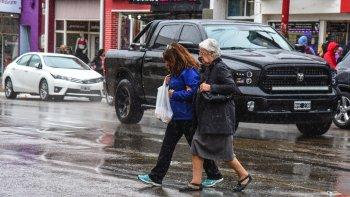 hay alerta por lluvias y tormentas intensas