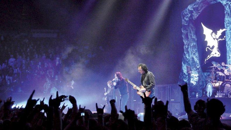 Black Sabbath se despidió del público argentino con un concierto épico