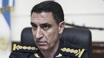 Pablo Bressi, jefe de la Policía Bonaerense.