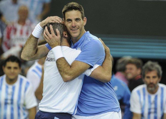 Argentina dio el golpe en Croacia  y levantó su primera Copa Davis