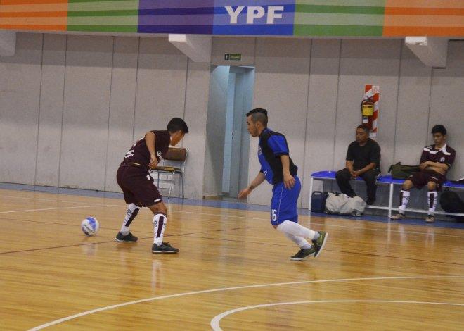 El fútbol de salón oficial tendrá actividad toda esta tarde en Comodoro Rivadavia.