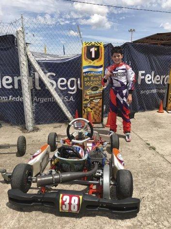 Ignacio Montenegro ganó en Zárate