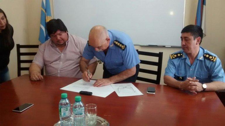 Instalarán un puesto policial en una vivienda recuperada en Ciudadela