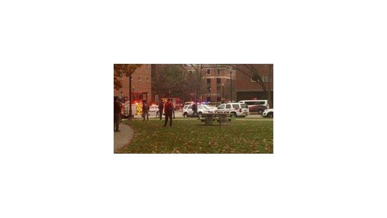 Tiroteo en una universidad de Ohio deja al menos ocho heridos