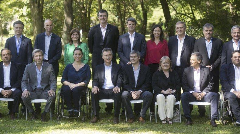 Mauricio Macri reunirá a todo su gabinete en un retiro en Chapadmalal.