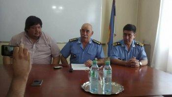El barrio Ciudadela contará con una subcomisaría que funcionará en uno de los departamentos del IPV, anunció ayer el jefe de Policía.