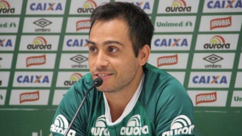 El jugador argentino Alejandro Martinuccio no viajaba en el avión que se estrelló