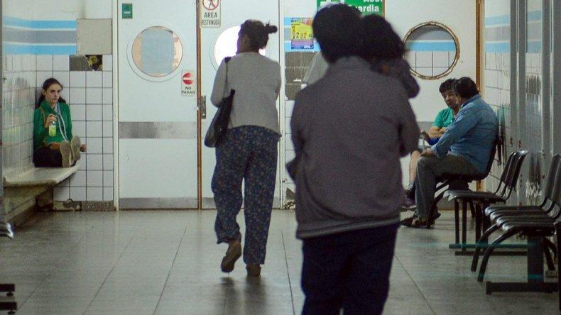 Los hospitales Garrahan y de Clínicas